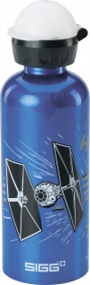 """SIGG SWITZERLAND SIGG Kids Bottle Schüler ,, Star Wars D"""" 857360 Bottl. Star D 0, 6l 8573, 60"""