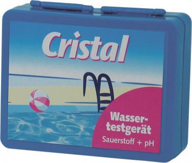 WASSERTESTGERAET Wassertestgerät 287008 O2/ph