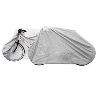 Fahrrad Vollgarage Fahrradgarage Abdeckplane Schutzhülle Fahrradabdeckung Schutz