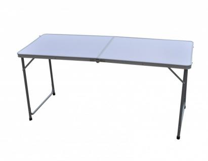 Campingtisch 150x60x70 cm