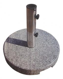 Granit Sonnenschirmständer 20Kg