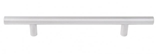 Möbelgriff 200mm Chrom-matt Schubladengriff Küchengriff Schrankgriff Türgriff