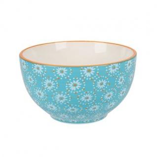 Keramik-Schüssel 20, 5cm Servierschüssel Salatschüssel Suppenschüssel Schüssel