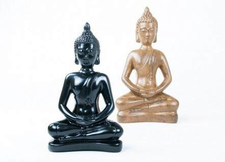 Deko Buddha groß verschiedene Farben