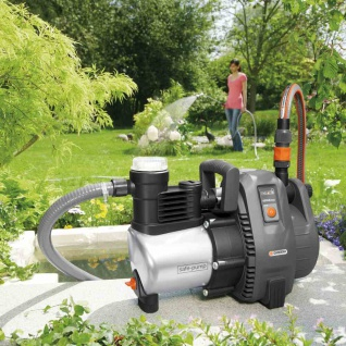 Gartenpumpe 6000/6 Pumpen Wasserpumpen Bewässern Heimwerker Garten Terrasse NEU