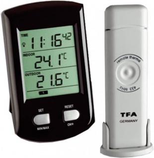 "TFA THERMOMETER Funk-Thermometer ,, Ratio"" 30.3034.01 Ratio"