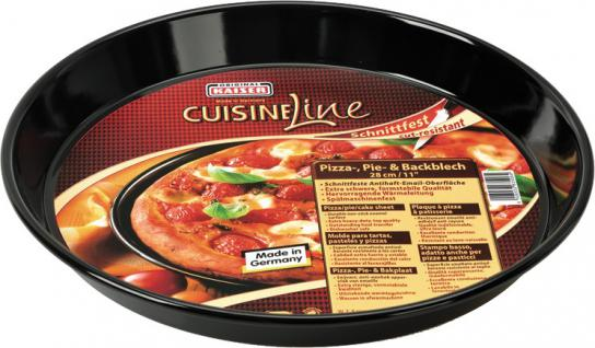 "KAI Pizza-, Pie- und Backblech ,, Cuisine Line"" 2300635057 Pizzablech 24 Cuisine2300635057"