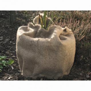 Jute-Nadelfilzmatte 50x150cm Filzmatte Matten Pflanzen Garten Topfpflanzen Kübel