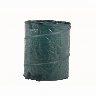 Gartensack 160 l Springrahmen 140 gr PE-Gewebe 3 Griffe