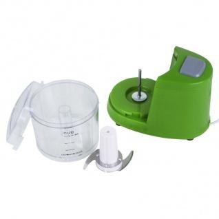 Mini Gemüseschneider Obstschneider Zerkleinerer Pürierer Küchenmaschine Mixer - Vorschau 3