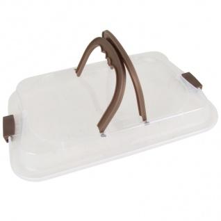 Muffin-Container Muffinform Muffinbackform Cupcakes Kuchenbehälter Kuchenbutler - Vorschau 4
