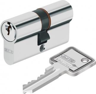 """ABUS Profilzylinder mit NOT- UND GEFAHRENFUNKTION ,, C 73"""" 4991 Profilzyl.c 73n 35/40 3 Schl.kt"""