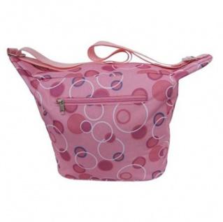 Damen-Fahrradtasche City Handtasche Shopping Gepäckträgertasche Umhängetasche