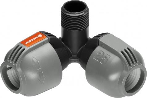 """Gardena Winkelstück ,, Sprinkler-System"""" 2783-20 Winkel Stück 3/4"""