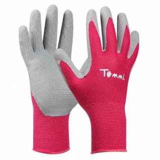 Handschuh Tommi Himbeere Gr. M, pink