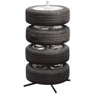 Felgenbaum für 4 Reifen Reifenbaum Reifenständer Reifenhalter Ständer Halter