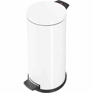 Mülleimer ProfiLine Solid L 18l weiß Abfalleimer Abfallsammler Müllbehälter TOP