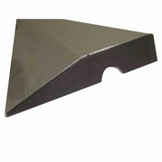 Alu-Trapez-Kart. 200 cm 9, 5 x 17 x1, 3 cm