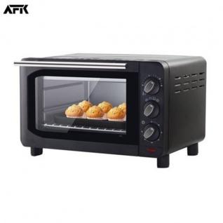 Multifunktionsbackofen Minibackofen Pizzaofen Grill Toaster Backblech Grillrost