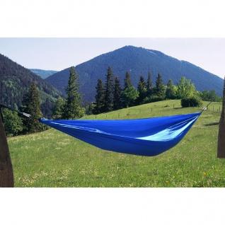 Camping-Hängematte Travel Hängesessel Hängestuhl Hängeschaukel Relax Gartenliege - Vorschau 3