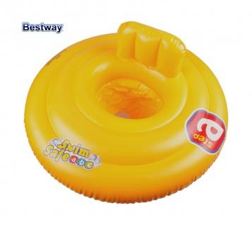 Bestway Baby Schwimmring Schwimmringsitz Schwimmhilfe Schwimmflügel Babysitz