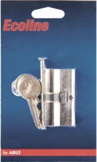 "ABUS Profilzylinder ,, Ecoline by ABUS"" 12130 Ecoline 30/40 Mm"