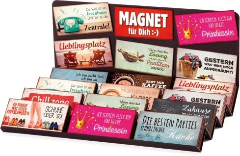 la vida LAVI Display Board für Magnete 3890011 Displ F.magnet 22x32x16