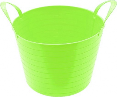GARTENKORB Flexibler Universalbehälter 35-800 Flexibel 40ltr Grün
