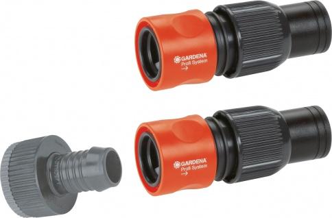 "Gardena Profi-System Anschlusssatz ,, Sprinkler-System"" 1505-23 Sprinkl Anschl.set Sb1505-23"