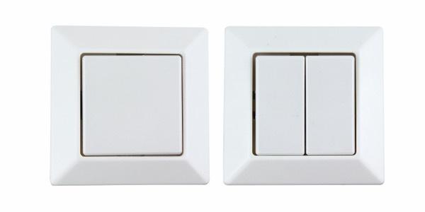 iComfort Set Wandschalter+Schaltempfänger 0086330103 Typ 84473-B + Typ 84475-B