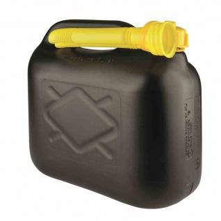 Benzinkanister 10 l Kunststoff, mit Ausgießer