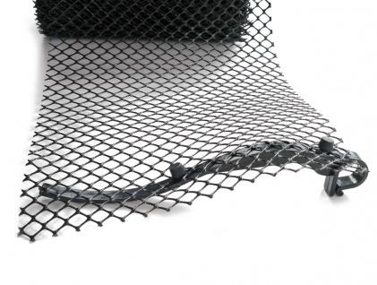 Dachrinnenschutz 6m Dachrinnengitter Laubschutz - Vorschau 3