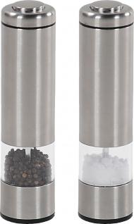 KESPER SALZ-/PFEFFERMüHLE Elektrische Pfeffer- / Salzmühle 13710 Elektrisch