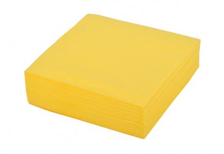 2500 Servietten 33x33cm 3-lagig 1/4 Falz Papierserviette Tischdeko Papiertuch - Vorschau 2