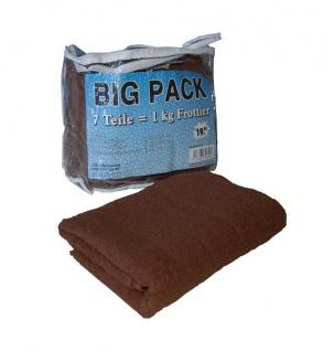 BIG Pack Handtuchset 7tlg. Frottee in diversen Farben - Vorschau 2