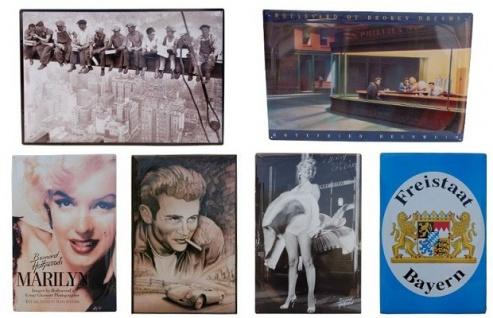 Blechschild Wandschild Reklameschild Werbeschild 60x40