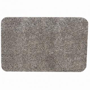 Fußmatte Waterstop 50x80cm granit Fußmatte Schmutzfangmatte Fußmatte Fußabtreter
