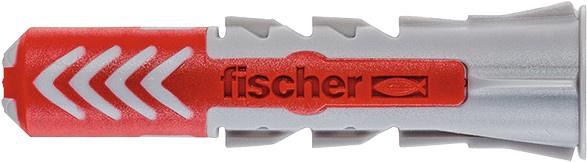 """fischer Dübel ,, DUOPOWER"""" 555010 Duopower 10x50 A50st."""