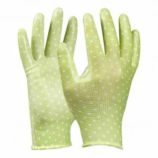 Handschuh Tommi Orange Gr. S, grün grün