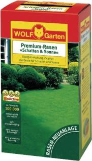 Wolf WOLF Garten Schatten & Sonne PREMIUM-RASEN 3820040 Rasensamen Supra Lp100