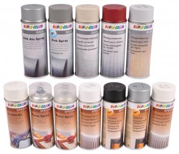 Dupli-Color Basic oder Special Sprühdose 400ml Grundierung Heizkörperspray