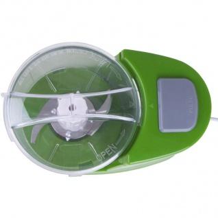 Mini Gemüseschneider Obstschneider Zerkleinerer Pürierer Küchenmaschine Mixer - Vorschau 2