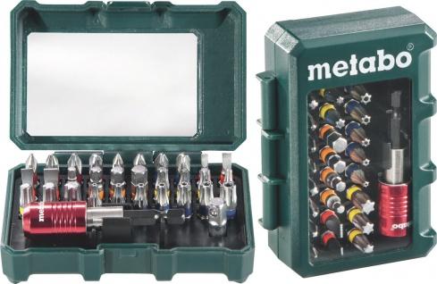 "metabo Bit-Box ,, Promotion"" 626700000 32-teilig"