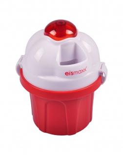 Eismaxx Eismaschine 3in1 Eiscreme 350ml Stieleis Pudding Eiszubereiter Speiseeis