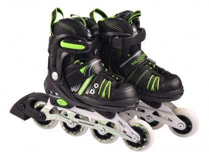 HUDORA Kinder Inliner RX-21 Inlineskates Gr. 29-40 Rollschuhe Skates verstellbar