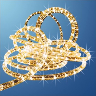 LED Lichtschlauch klar
