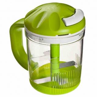 Twist N´ Joy 3tlg Küchenhelfer Kochen Kochutensilien Mixer Shaker Zerkleinerer