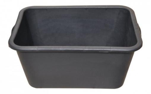 10x Mörtelkasten 65 Liter schwarz