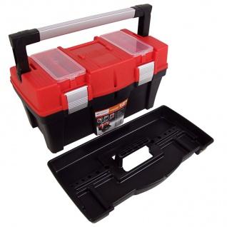 Werkzeugkoffer Werkzeugkasten Werkzeugkiste Werkzeugbox Aufbewahrungsbox Koffer