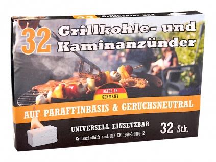 Kohleanzünder 32er Ofenanzünder Grillanzünder Kaminanzünder Kohlenanzünder